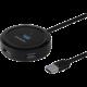 AXAGON hub USB-A 3.2 Gen1 - 4xUSB-A, 5Gbit/s, 30cm, černá