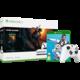 XBOX ONE S, 1TB, bílá + Shadow of the Tomb Raider  + Druhý ovladač Xbox, bílý (v ceně 1400 Kč) + FIFA 19 (Xbox ONE) v ceně 1800 Kč