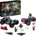 LEGO® DC Comics Super Heroes 76159 Pronásledování Jokera na tříkolce