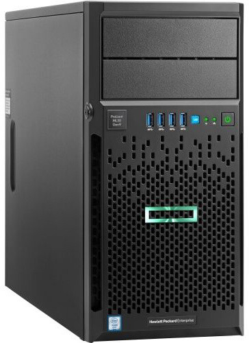 HP ProLiant ML30 G9 /E3-1220v6/8GB/2x1TB SATA/350W