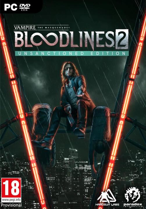 Vampire: The Masquerade - Bloodlines 2 - Unsanctioned Edition (PC)