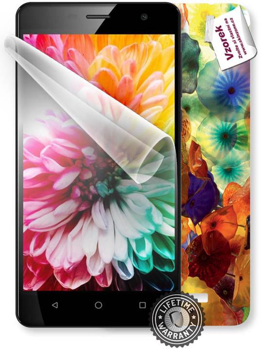ScreenShield fólie na displej + skin voucher (vč. popl. za dopr.) pro ALIGATOR S5062 Duo