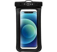 FIXED vodotěsné pouzdro Float Edge pro mobilní telefony, univerzální, IPX8, černá - FIXFLT-EG-BK