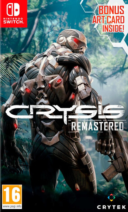 Crysis Remastered (SWITCH)