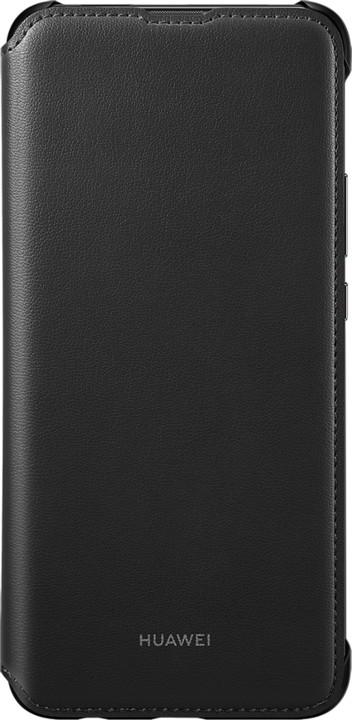 Huawei flipové pouzdro pro P Smart Z, černá