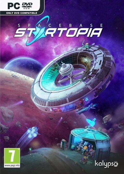 Spacebase Startopia (PC)