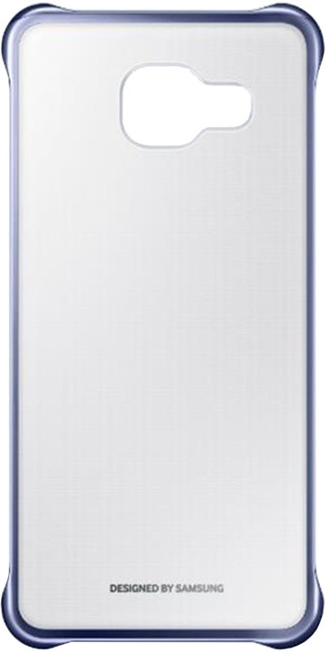 Samsung EF-QA510CB Clear Cover A5 2016, černý