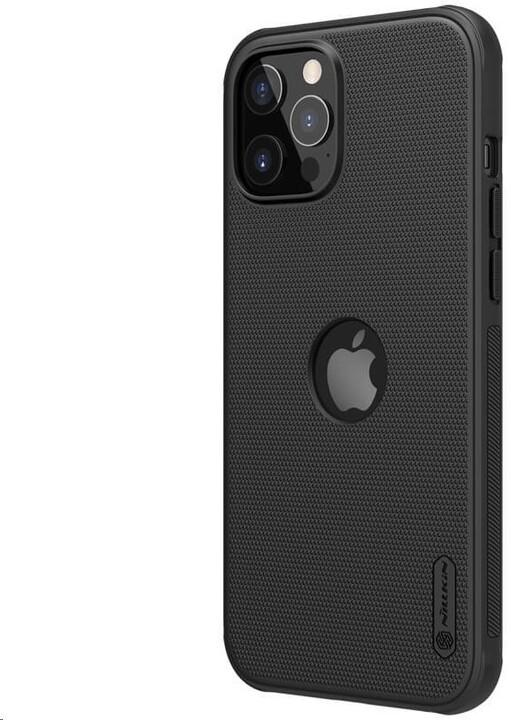 Nillkin zadní kryt Super Frosted PRO pro Apple iPhone 12 Pro Max, černá