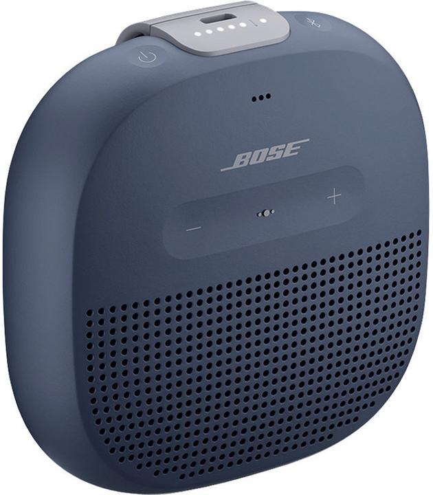 Bose SoundLink Micro, modrá