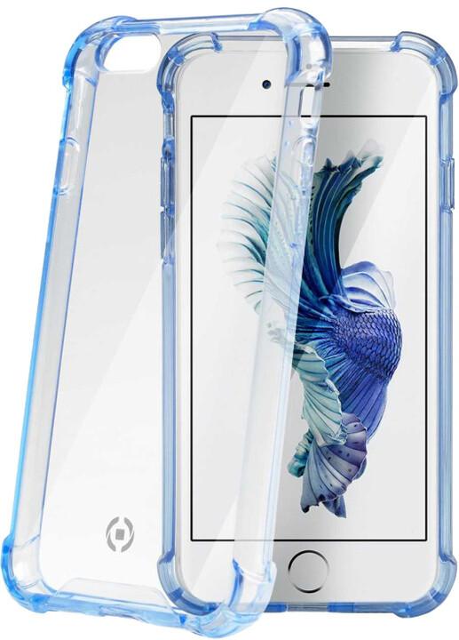 CELLY Armor zadní kryt pro Apple iPhone 6S, modrý