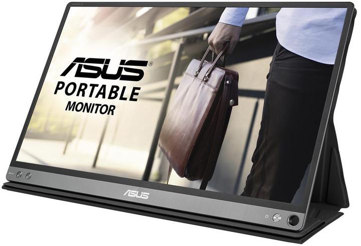 """ASUS MB16AP - LED monitor 15,6"""""""