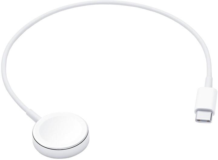 Apple Watch magnetický nabíjecí kabel USB-C (1m)