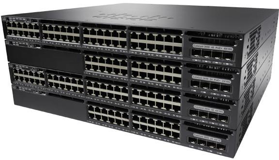 Cisco Catalyst C3650-8X24UQ-L