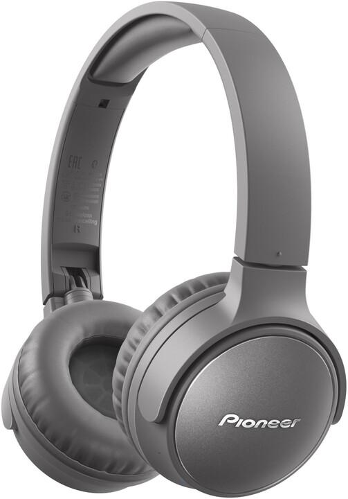 Pioneer SE-S6BN-H, šedá