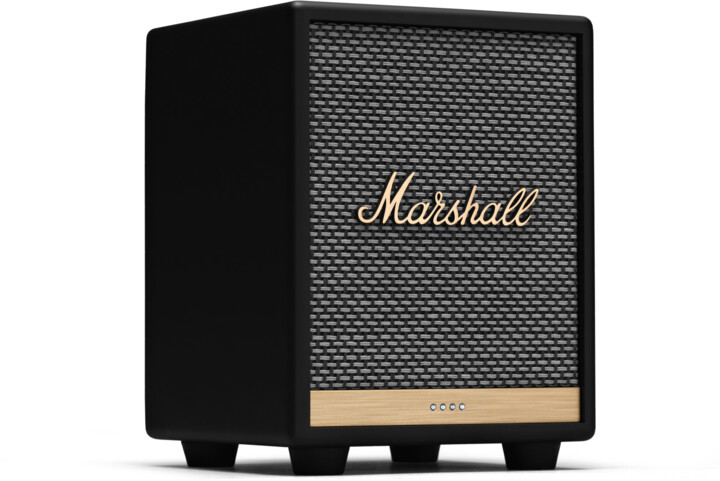 Marshall Uxbridge Voice Google, černá