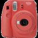 Fujifilm Instax MINI 9, červená