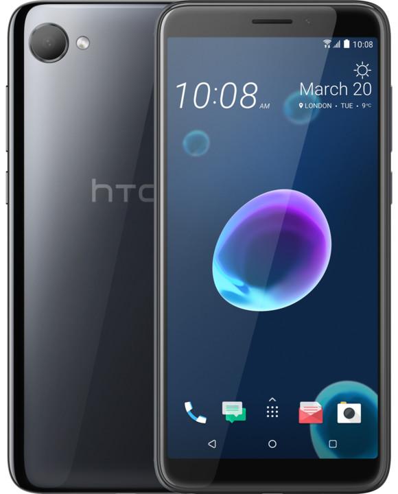 HTC Desire 12, 32GB, Black