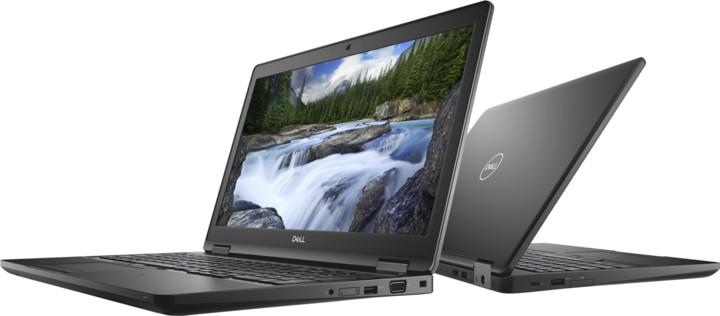 Dell Precision 15 (3530), černá