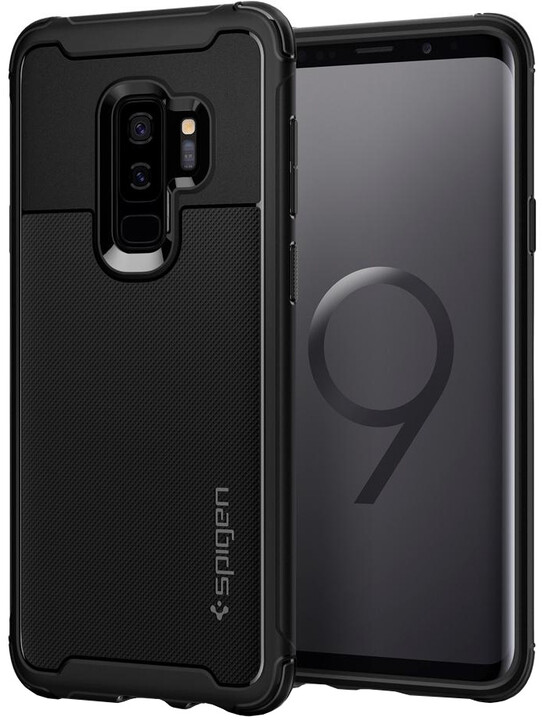 Spigen Rugged Armor Urban pro Samsung Galaxy S9+, black