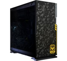 CZC PC GAMING Asus TUF AURA 1050Ti