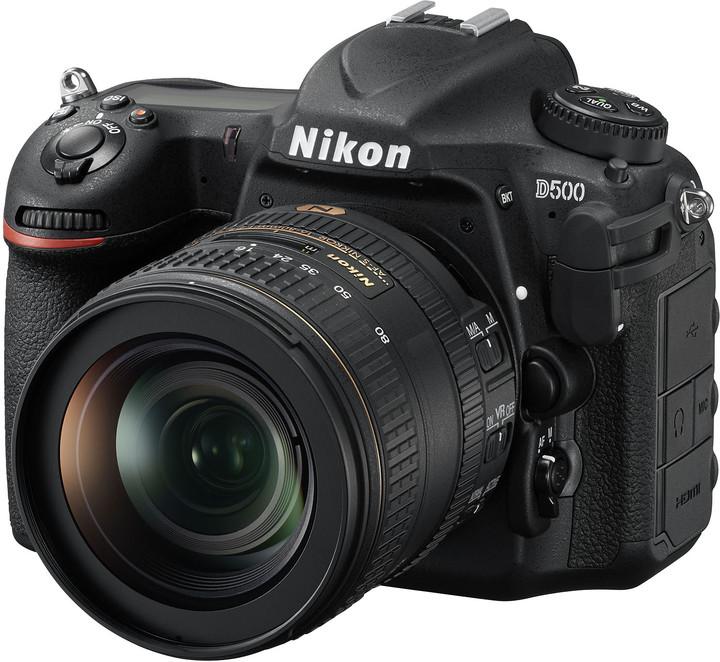 Nikon D500 + 16-80 f/2.8-4E ED VR