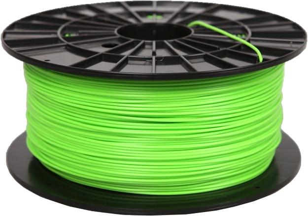 Filament PM tisková struna (filament), PLA, 1,75mm, 1kg, zelenožlutá