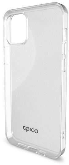 """EPICO ochranný kryt Twiggy Gloss pro iPhone 12 Mini (5.4""""), ultratenký, bílá transparentní"""