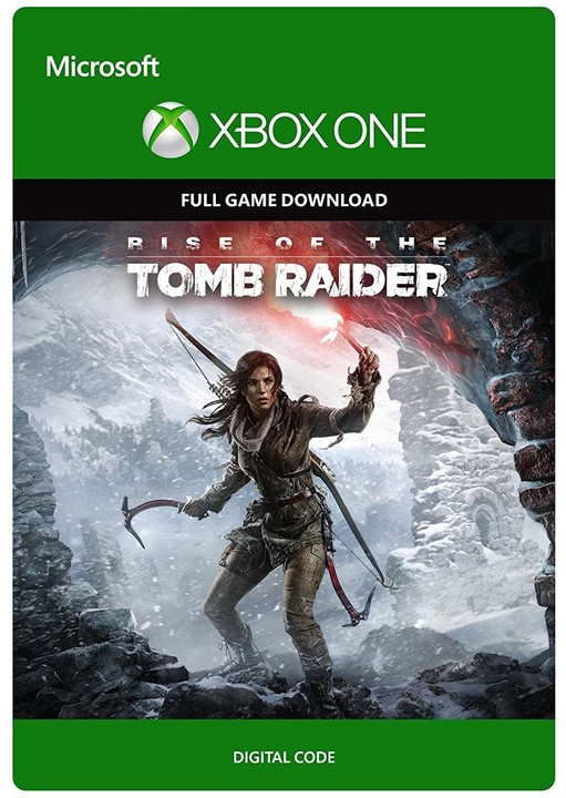 Rise of the Tomb Raider (Xbox ONE) - elektronicky