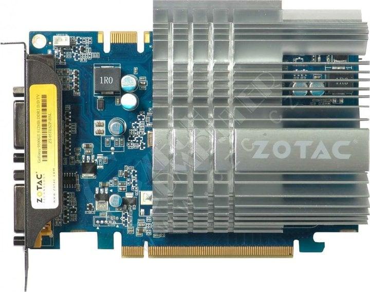 Zotac GeForce 9500GT Zone Edition (ZT-95TES2P-HSL) 512MB, PCI-E