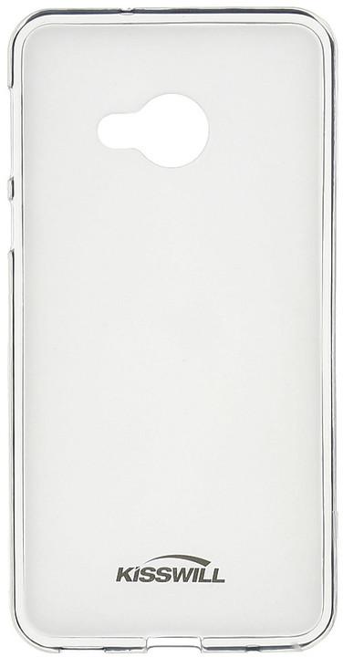 Kisswill TPU pouzdro pro HTC U Play, transparentní