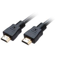 Akasa kabel HDMI - HDMI, M/M, pozlacené konektory, 8K@60Hz, 2m, černá - AK-CBHD19-20BK