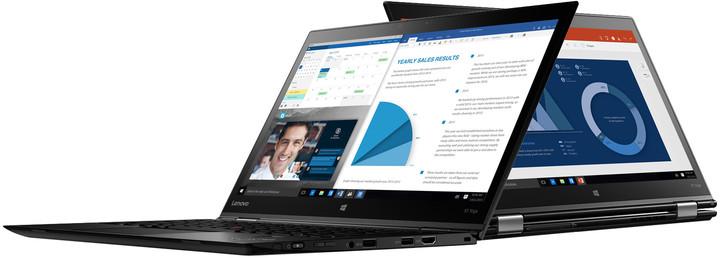 Lenovo ThinkPad X1 Yoga, černá