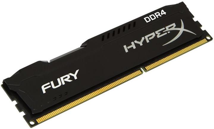 HyperX Fury Black 8GB DDR4 2933