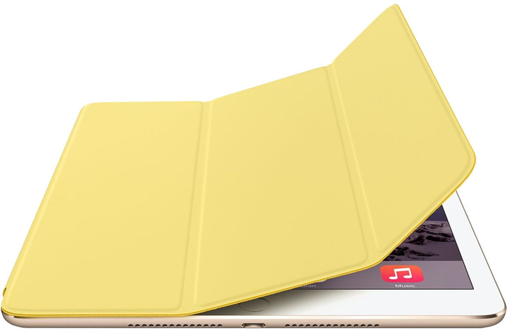 Apple Smart Cover pro iPad Air 2, žlutá