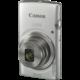 Canon IXUS 185, stříbrná