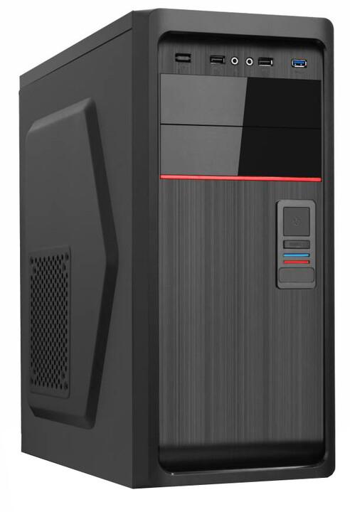 Eurocase ML X611, černá