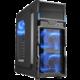Sharkoon VG5-W, černo-modrá