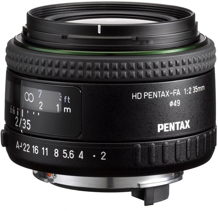Pentax objektiv DA 35mm F2.0 AL