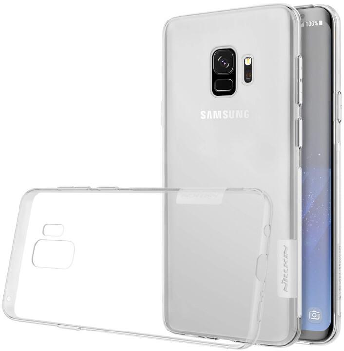Nillkin Nature TPU pouzdro pro Samsung G960 Galaxy S9, Transparent