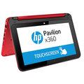 HP Pavilion x360 11-n003ec-n003ec, červená