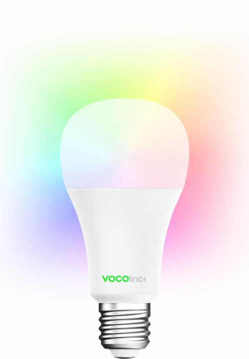 Vocolinc Smart žárovka L3 ColorLight, 850lm, E27, bílá, 2ks