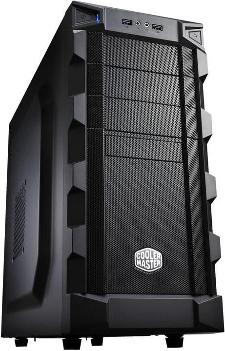 CoolerMaster K280, černá