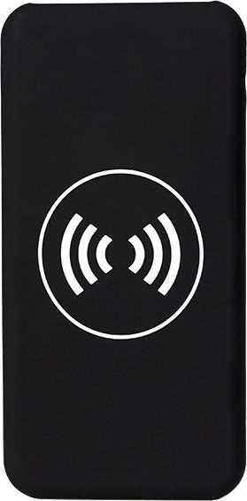 EPICO WIRELESS POWERBANKa 10 000 mAh - černá