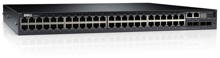 Dell Networking N3048EP-ON, 1Y PS NBD