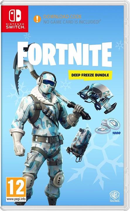 Fortnite - Deep Freeze Bundle (SWITCH)