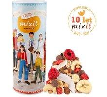 Mixit müsli Narozeninový mix - sušené ovoce/ořechy/čokoládové křupinky, 500g - 8595685203324