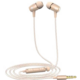 Huawei in-ear sluchátka, 3-button, mikrofon, zlatá