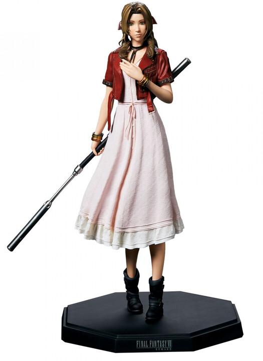 Figurka Final Fantasy VII Remake - Aerith Gainsborough