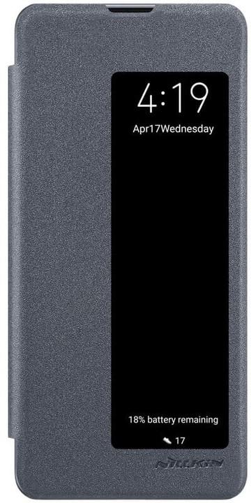 Nillkin Sparkle S-View pouzdro pro Huawei P30 Pro, černá