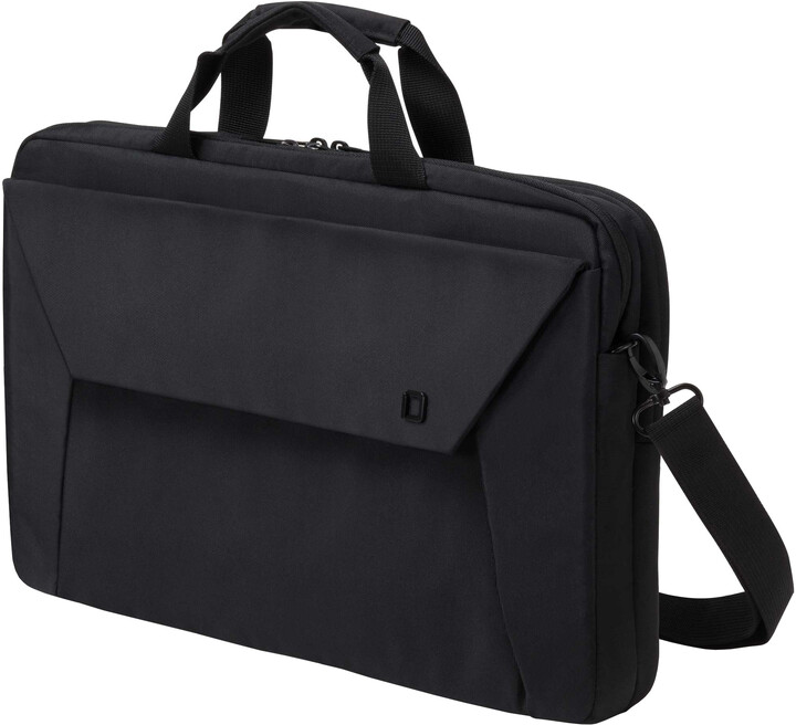 "DICOTA Slim Case Plus EDGE - Brašna na notebook - 13.3"" - černá"